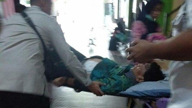 Ini Tampang Pelaku Penusukan Wiranto di Pandeglang