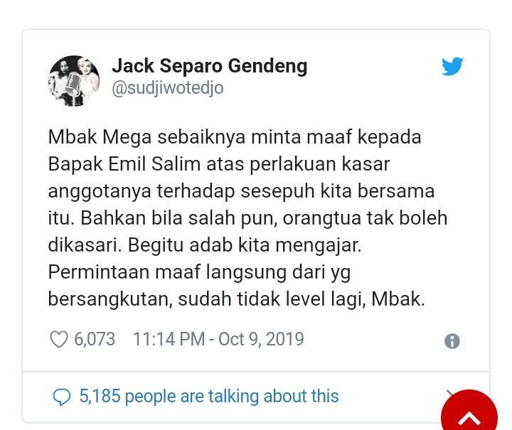 Warganet Geram Sikap Tak Sopan Politisi PDIP Arteria Dahlan