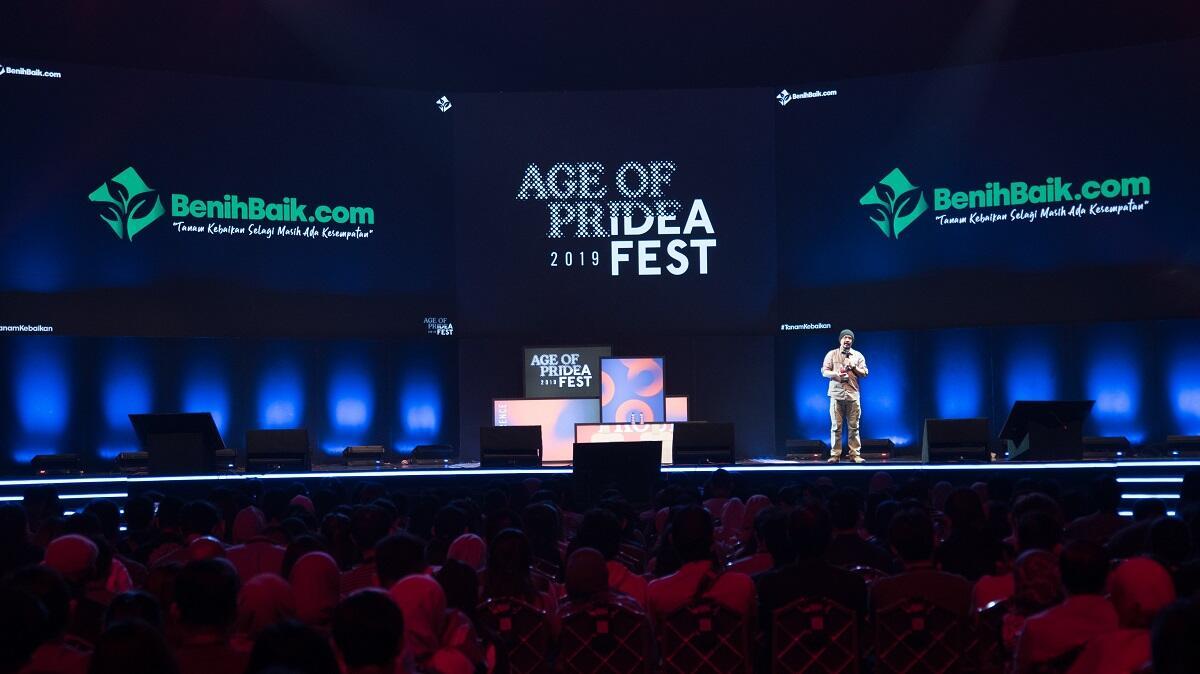 Lebih dari 19.000 Generasi Muda Kreatif Hadiri Festival Kreatif Ideafest 2019!