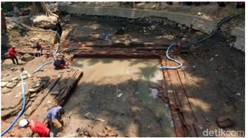 Ekskavasi Situs Suci Majapahit Makin Luas, Tahap Kedua Buka Runtutan Peristiwanya