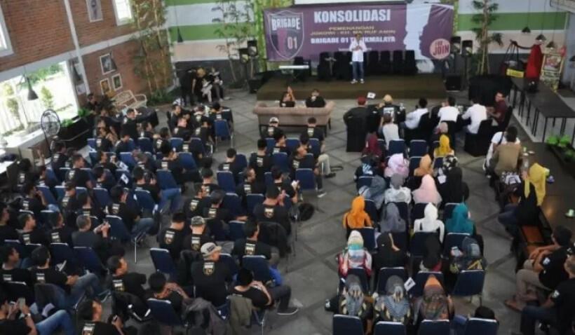 Brigade 01 Jabar Kirim Ribuan Relawan ke Jakarta