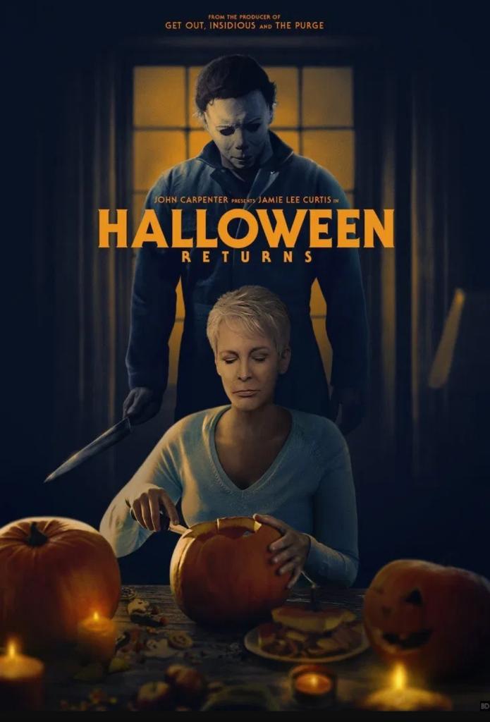Menikmati Halloween Di Balik Sisi Lain? Nonton Film, Yuk!