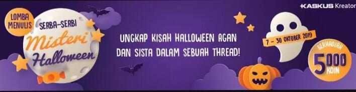 Gambaran Suasana Halloween Jika Dirayakan Di Indonesia, Dijamin Lebih Serem