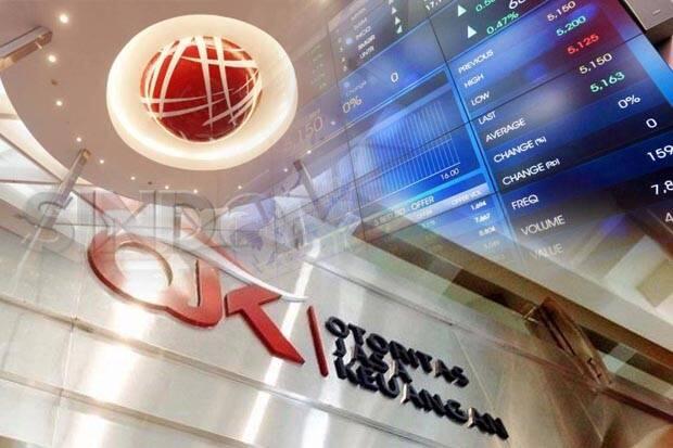 OJK Target 9 Sekuritas Luncurkan Wakaf Saham Tahun Ini