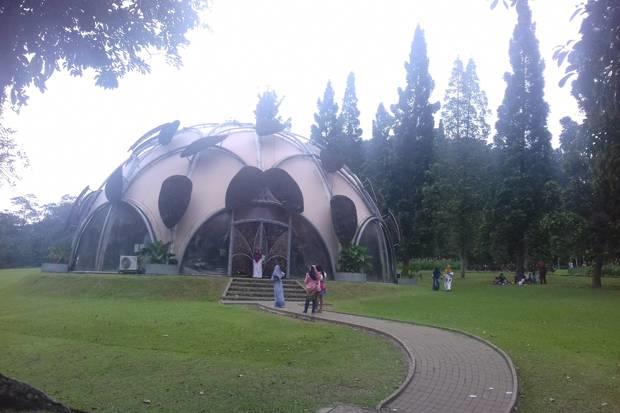 LIPI Optimistis Kebun Raya Bogor Jadi Situs Warisan Dunia UNESCO