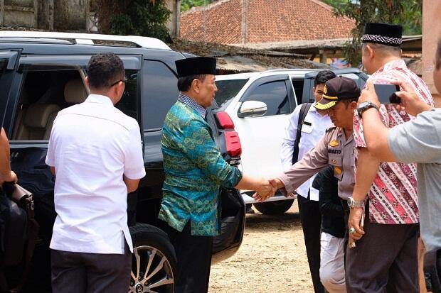 Diduga Serang Wiranto, Dua Orang Diamankan