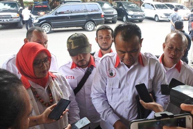 Diperiksa Kasus Ninoy Karundeng, Habib Novel Datang Didampingi ACTA