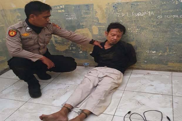 Pelaku Penusukan Wiranto Baru 2 Bulan Ngontrak di Pandeglang