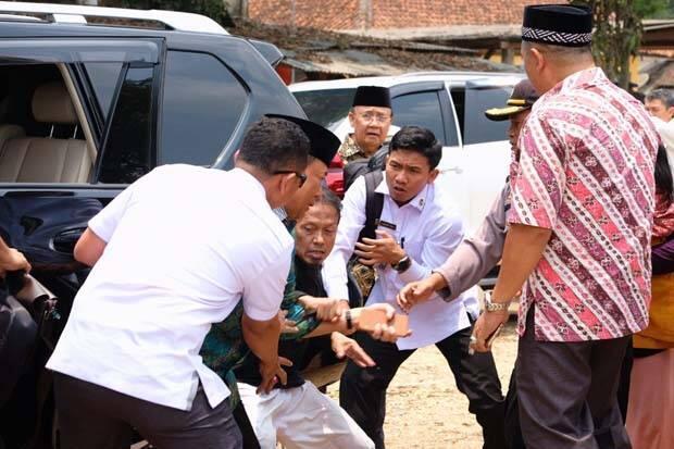 Pengusutan Kasus Penusukan Wiranto untuk Tepis Anggapan Sandiwara