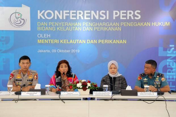 Gagalkan Penyelundupan BL, KKP Selamatkan Kerugian Negara Rp66 Miliar