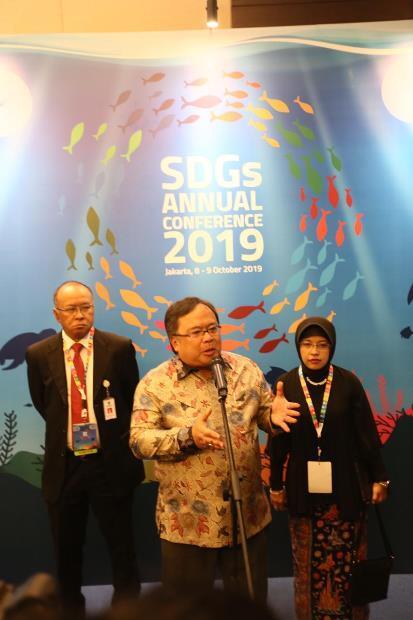 Konferensi SDGs 2019 untuk Tingkatkan Komitmen Seluruh Stakeholder