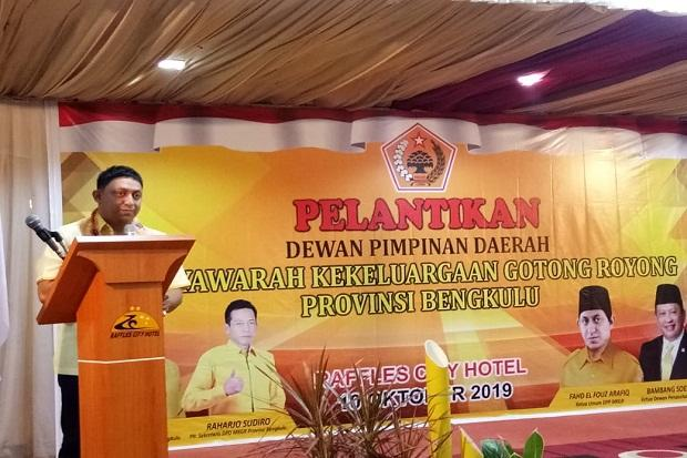Ketum DPP MKGR Minta Bamsoet Tetap Maju di Munas Golkar