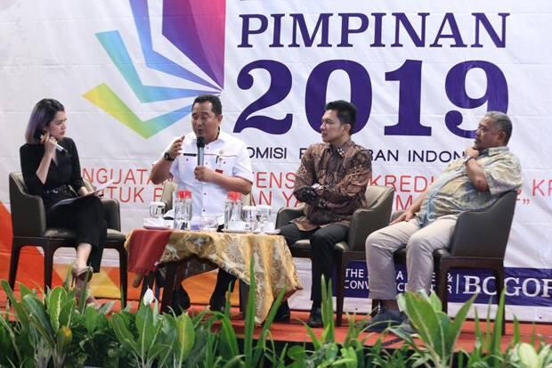 Kapuspen Kemendagri Dorong Penguatan Komisi Penyiaran Indonesia