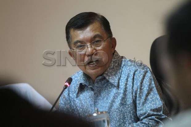 Jusuf Kalla Sebut Menko Polhukam Wiranto dalam Kondisi Baik
