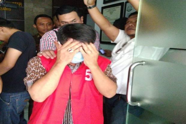Kasus Korupsi P21, Mantan Sekretaris KPU Pangandaran Ditahan