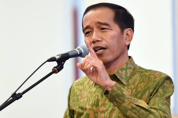 Jokowi Instruksikan Kapolri Perkuat Pengamanan Pejabat Negara