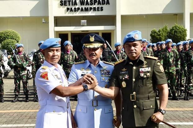 Wiranto Ditusuk, Danpaspampres: Pengamanan Presiden Tak Berubah