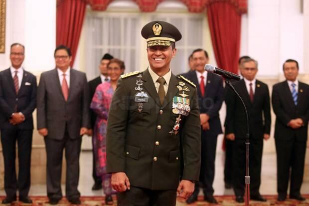 KSAD Tegaskan TNI AD Siap Amankan Pelantikan Presiden