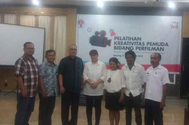 Tingkatkan Kreativitas Pemuda Kupang, Kemenpora: NTT Berliannya Indonesia