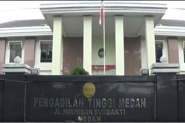 Pengadilan Tinggi Medan Bebaskan Supir Pembawa 53 Kg Sabu