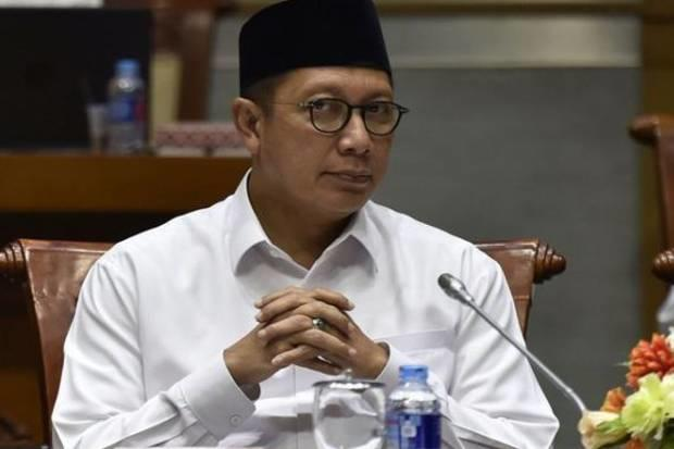 Jenguk Wiranto, Menag Ajak Pemuka Agama Doakan Pejabat Negara