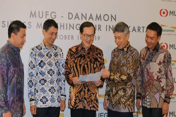 Danamon-MUFG Gelar Business Matching Fair Pertama di Indonesia