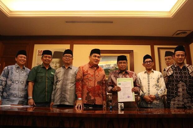 PBNU Putuskan Muktamar ke-34 NU Digelar di Lampung