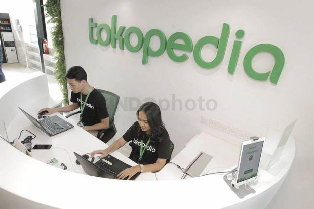 Transaksi Tokopedia 2019 Diprediksi Capai Rp222 Triliun