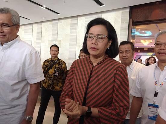Wiranto Diserang, Keamanan Sri Mulyani Ditingkatkan