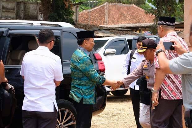 Penyerangan Wiranto, Saksi: Kejadian Cepat Sekitar Satu Menit