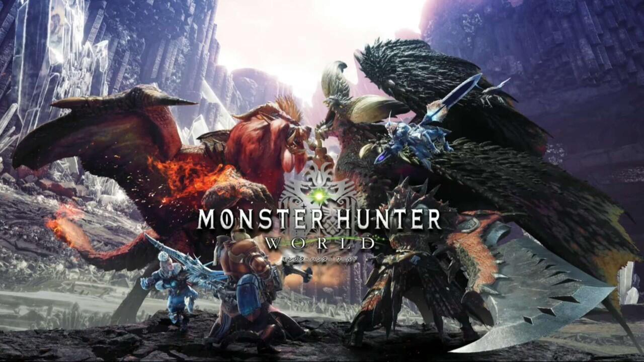 Monster Hunter World Terjual Sebanyak 14 Juta Copy