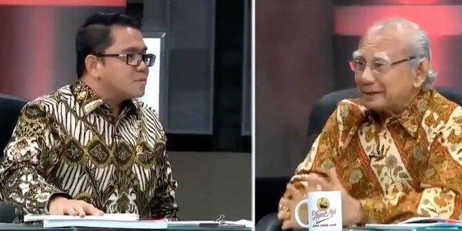 Profil Arteria Dahlan, Anggota DPR Tunjuk-Tunjuk & Sebut Emil Salim Profesor Sesat