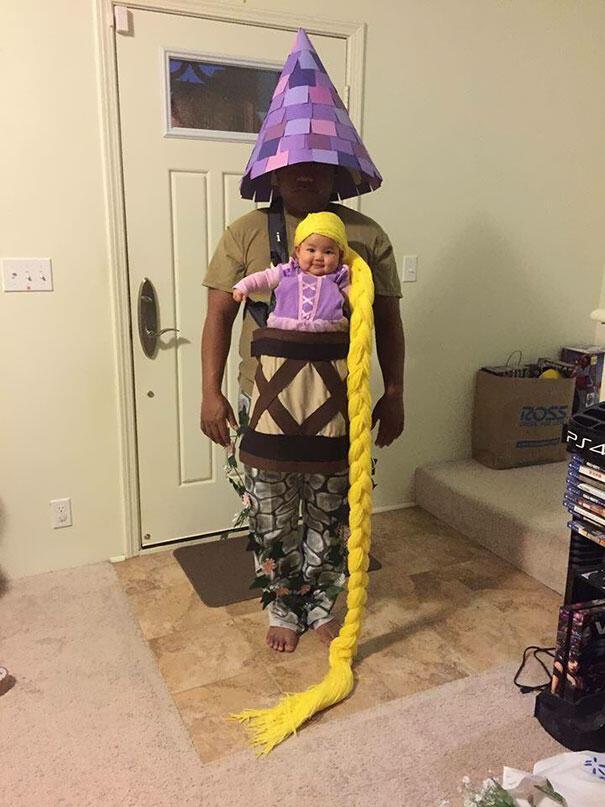 Bukannya Seram, Kostum Halloween Ini Malah Lucu Dan Menggelitik