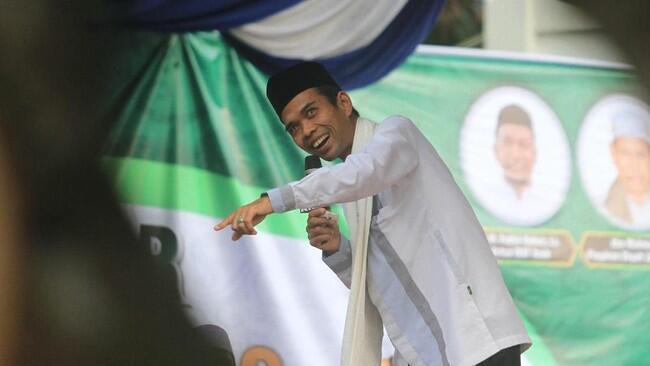 Tabligh Akbar Ustaz Abdul Somad di Belanda Juga Dibatalkan