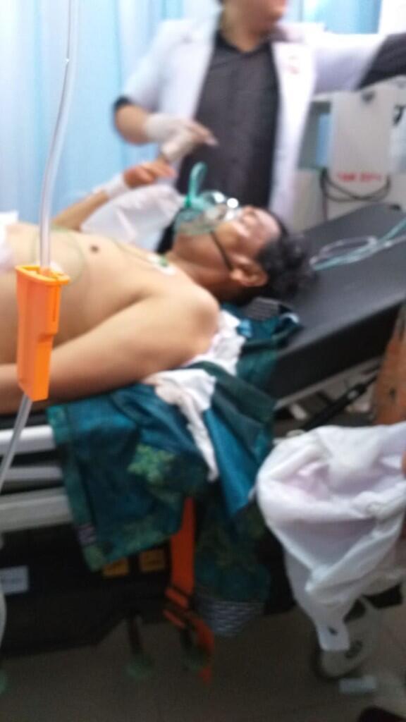 HOT NEWS   Densus 88 Dalami Motif Penusukan Wiranto
