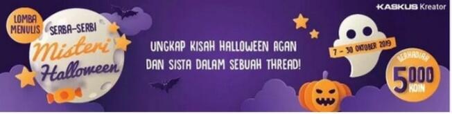 Halloween Day Masih Dianggap Penyimpangan Agama.