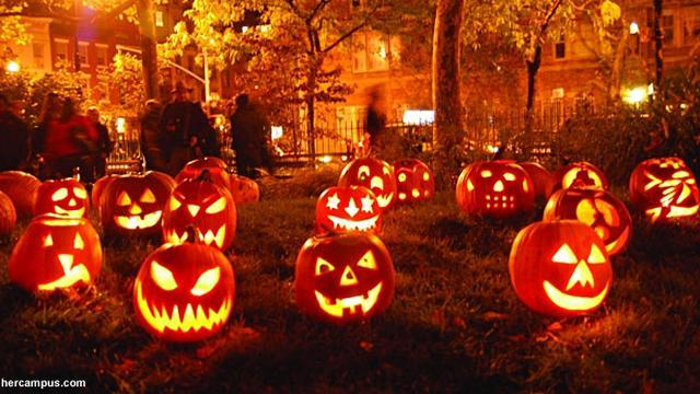 Alasan Kenapa Halloween Identik Dengan Labu