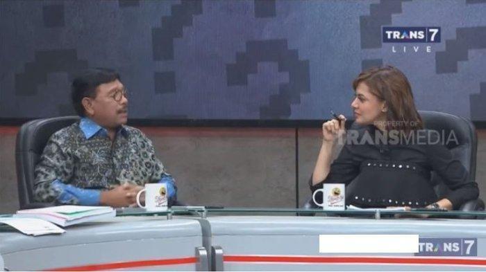 Najwa Shihab Curigai Surya Paloh Ancam Jatuhkan Jokowi Jika Terbit Perppu KPK
