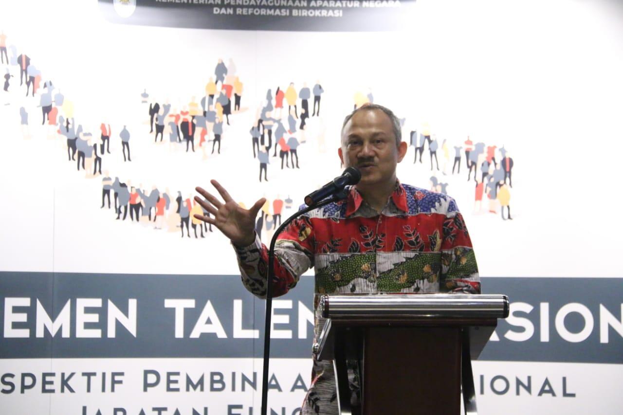 Pemerintah Dengarkan Masukan Terkait Manajemen Talenta