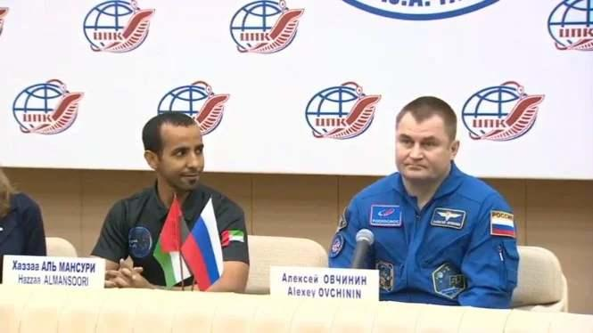 8 Hari di Luar Angkasa, Astronot Arab: Alhamdulillah Bumi Itu Bulat