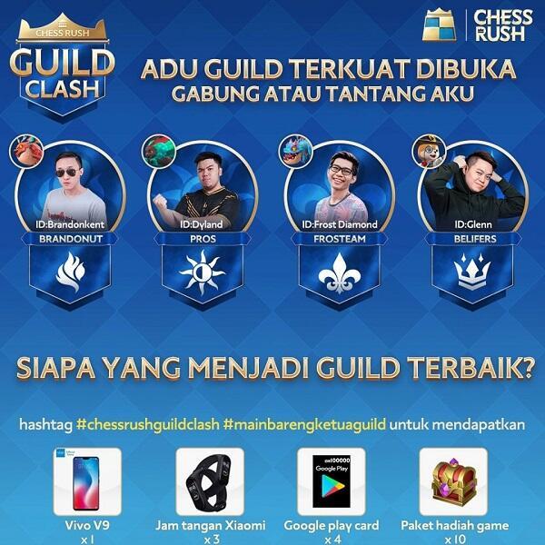 Siapakah yang Akan Jadi Guild Terbaik? Cek di Star Guild Challenge!