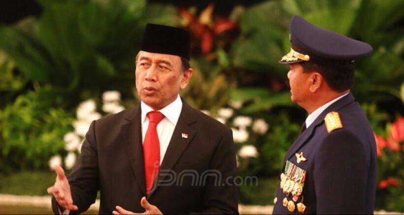 4 Fakta Peristiwa Penusukan Wiranto