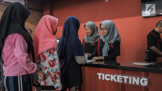 Keren! Ini Penampakan Bioskop Rakyat Ala Gubernur Anies
