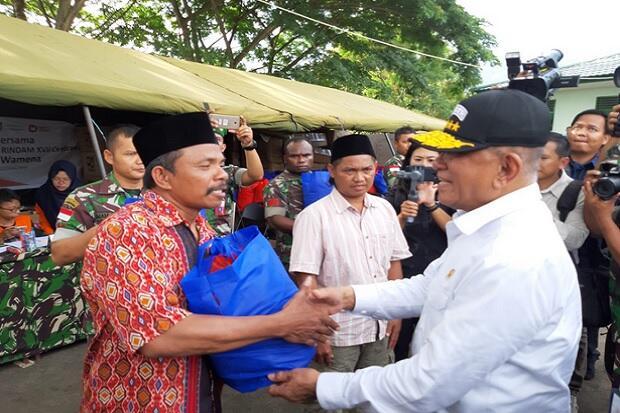 Menhan: Pendekatan ke Suku Diharapkan Bisa Redam Hal Negatif di Tanah Papua