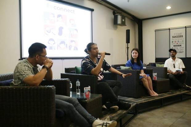 Pacu Industri Kreatif, Restock.Id Gelar Event Reconnect di Bandung