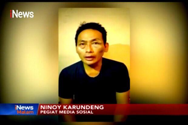 Ninoy Akui Telah Dikonfrontir dengan DKM Masjid Al Falaah Soal Penganiayaan