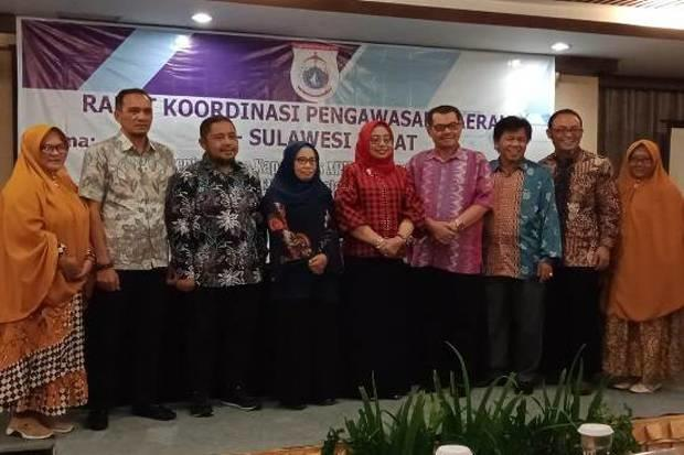 Tingkatkan Kapabilitas, APIP Kabupaten Pasangkayu Ikuti Rakor