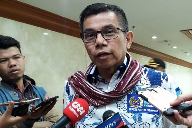 Hinca: Jika Presiden Jokowi Mengajak, Demokrat Siap Membantu