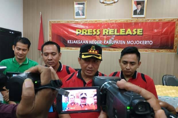 Kejari Tetapkan Mantan Kepala Disperta Kabupaten Mojokerto Tersangka