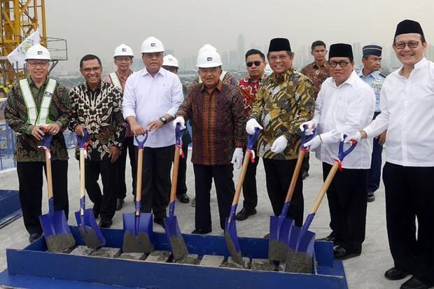 Yayasan Muslim Sinar Mas Dukung Pembangunan Gedung DMI